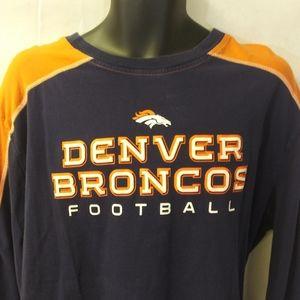 Denver Broncos Reebok NFL Shirt XL
